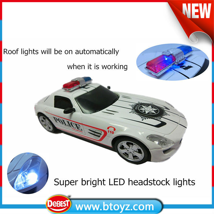 Fashion Modeling kid toy rc car 1/5 with lights