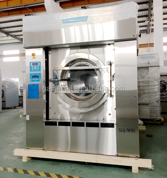 Gamesail hotel linen laundry equipment