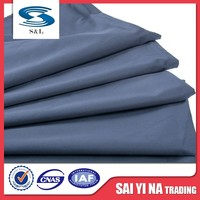 Custom made printing poplin light polyester/cotton fabrics with good quality
