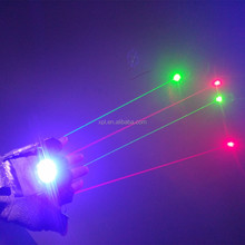 XPL-822RG63N100 normal 100mw green and red laser gloves