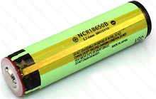 original 3400mah NCR18650B with pcb protection flat top 18650 battery 3.7v rechargeable 3400mah protected 18650 li-ion battery