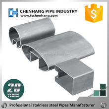 Hot sale China cheap products stainless steel slot welded pipe