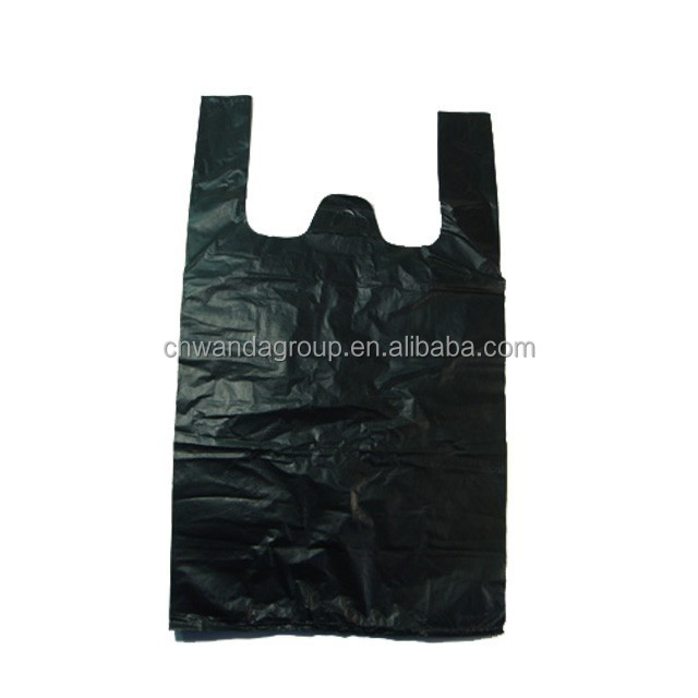 degradable black plastic garbage bag export to France