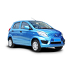 China factory price Trade Assurance 5 seats electric car with trunk