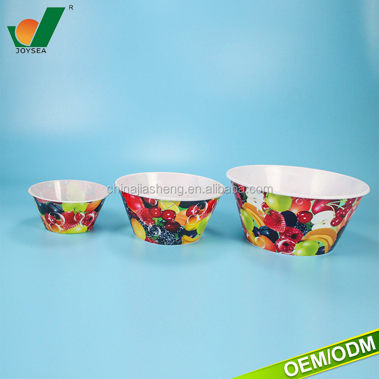 wholesale colorful airtight food storage fresh plastic vacuum cheap salad bowl