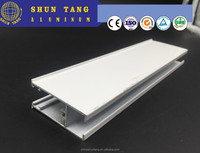 Structural aluminum sections with good quality