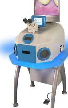 DENTAL Welders - Laser Welder MODEL: Arkimedes