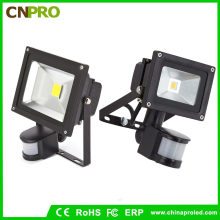 low price 30w led motion sensor flood light with CE RoHS ip65