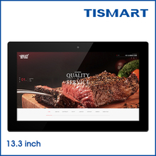 12 inch tablet pc android all-in-one pc taxi advertising screen with 2G ram 8G rom