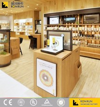 make-up product cosmetic kiosk display shopping mall