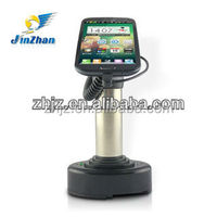 anti-theft security security alarm display stand holder for cellphone exhibition