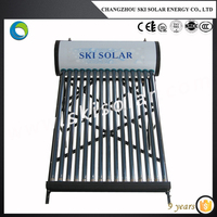 16 Tubes Solar Geyser, Solar Water Heater for Home Applicance with Excellent Price