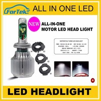 New product!!!LED motorcycle spare parts headlight replace halogen bulb