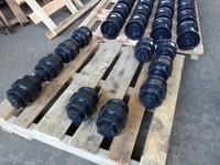 Alibaba gold supplier Kobelco undercarriage spare parts excavator track roller for sale