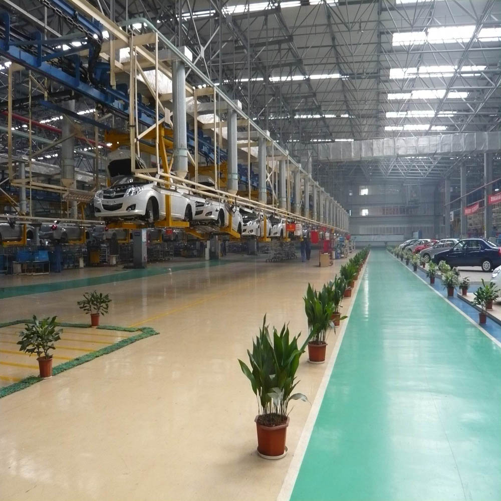 Maydos Wearing Resistance Epoxy warehouse floor Coating For Factory Floor JD1000(Guangdong Paint supplier/maydos paint)