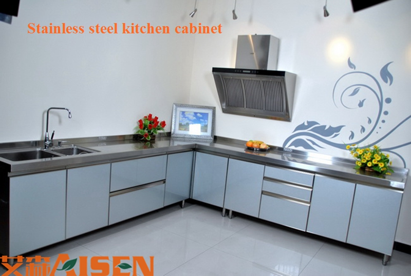 Aisen 2015 Commercial Stainless Steel Kitchen Cabinet