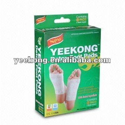 Wood Vinegar Detox Foot Patch Cleanse the blood