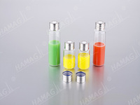 10ml headspace autosampler vials screw thread for GC gas liquid chromatography vials