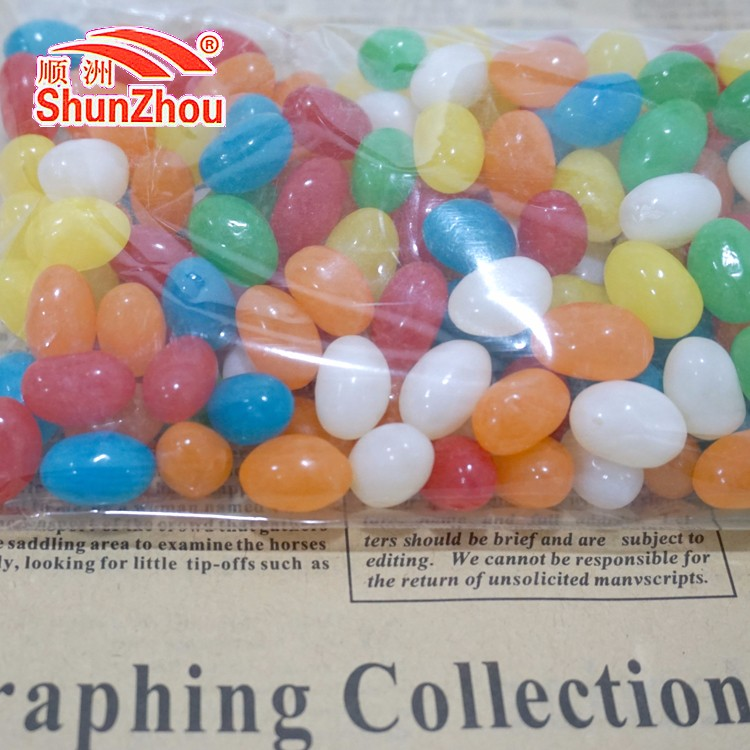 250g per bag sour fruity chewy colorful Jelly beans