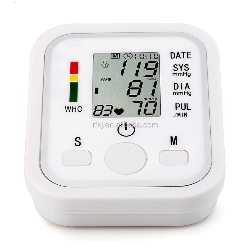 Tabletop digital custom blood pressure gauge