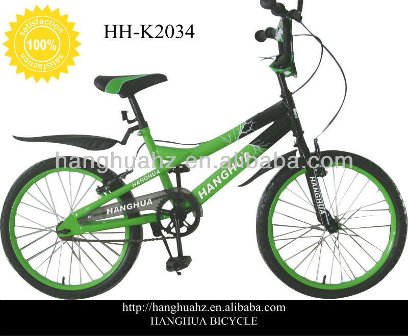 HH-K2034 20 kids hybrid bike with bmx type from bicycle factory in china