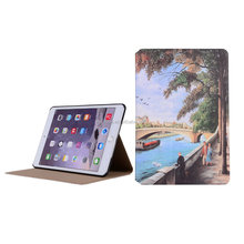 Best Selling Products 7.9 inch Tablets Case for iPad Case oil painting for iPad Mini 3 Case Cover