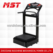 whole boby vibration machine plate with strong handlebar