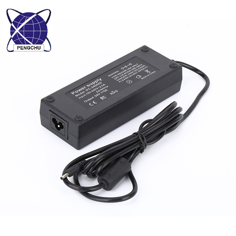 VI level 12v 5a power adapter 12v 60w dc adaptor for led light