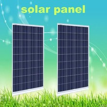 High efficiency 1w to 300w solar panel 100w with frame and MC4 connector