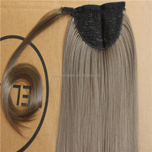 High quality synthetic hair extension/hairpieces/ponytail