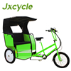 top grade three wheel passenger electric hydraulic jinricksha