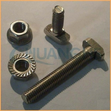 Professional fastener carbon steel a307 bolt made in China