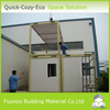 Flat-packed Galvanized Pre Manufactured Inexpensive Steel Home