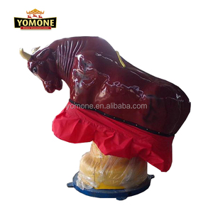 Low price quick return amusement equipment mechanical bull for sale