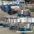 Wool dewatering machine/fleece washing, dewater machine/sheep wool processing line with best price