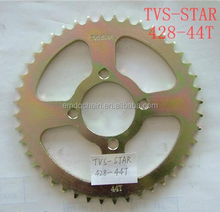 TVS STAR 428 44T New India Model Motorcycle Chain and Sprocket Kits