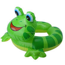 animal shaped Inflatable baby swimming ring/boat/floating seat