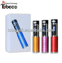 Variable voltage 3-6V popular top ten electronic cigarettes H200 mechanical mod Telescope Mod H200 e cig 2013 new products