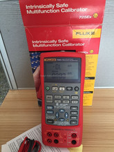 FLUKE 725EX INTRINSICALLY SAFE MULTIFUNCTION PROCESS LOOP CALIBRATOR BRAND NEW