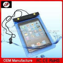 for ipad diving waterproof case to swim in water in stock