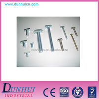 SS304 UNC T Bolt,T Head bolt,Special Bolt & t bolt with nut