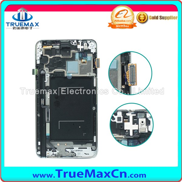 Wholesale Alibaba for Samsung Galaxy Note 3 N9000 N9002 N9005 LCD Digitizer, Display LCD Touch Screen for Samsung Note 3 N9000