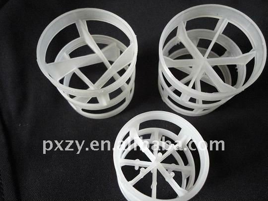 polypropylene Bio Ring Plastic Pall Ring for Industry tower