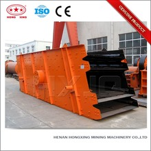 China rotary sand vibrating screen separator for sale