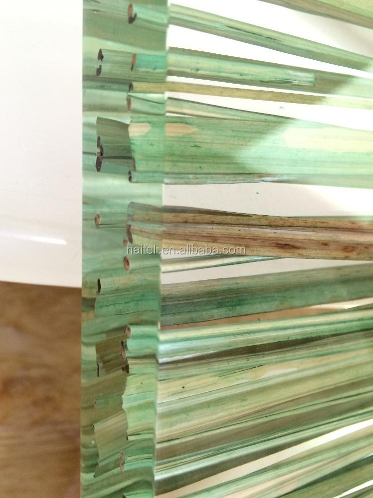tr s translucide d coratif r sine cristal pierre lamin. Black Bedroom Furniture Sets. Home Design Ideas