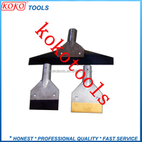 carbon steel heavy duty tile window snow floor glass scraper