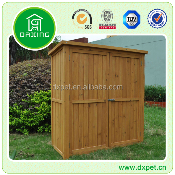 DXGH017 Garden Sheds Storage (BV assessed supplier)