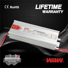 PFC function 2100mA Hot sell HLG-100H-2100mA Constant Current Waterproof IP67 LED Driver with CE ROSE certification