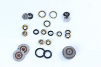 High-performance rubber seals combination washer