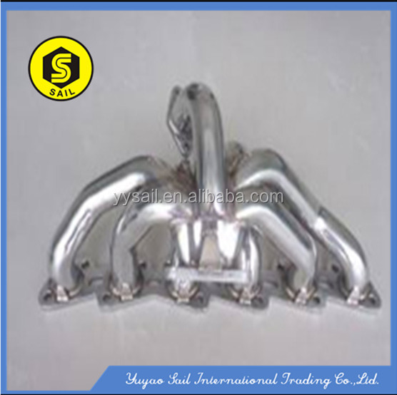 China factory motorcycle high performance exhaust system part